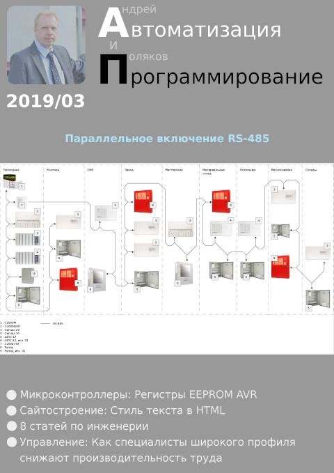 Автоматизация и программирование 2019/03